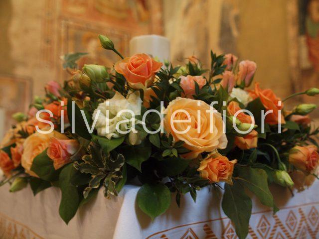 Fiori arancioni per un matrimonio autunnale silviadeifiori for Immagini fiori autunnali