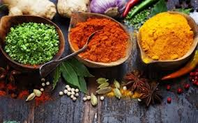 spezie  aromatiche per tisane
