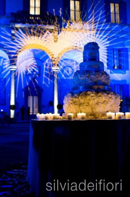 scenografie di luci pr matrimonio