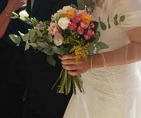 Bouquet Sposa Quando Si Lancia.Il Bouquet Da Lancio Silviadeifiori