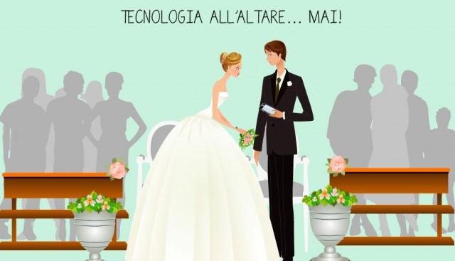 TECNOLOGIA ALL'ALTARE