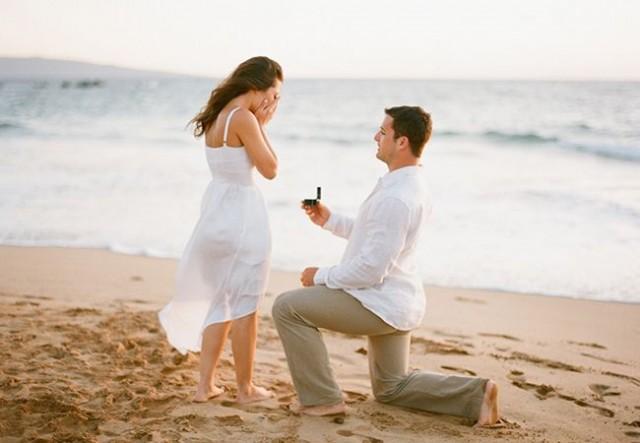 mi vuoi sposare sul mare