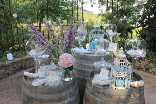 Confettata Matrimonio Country Chic : La confettata silviadeifiori