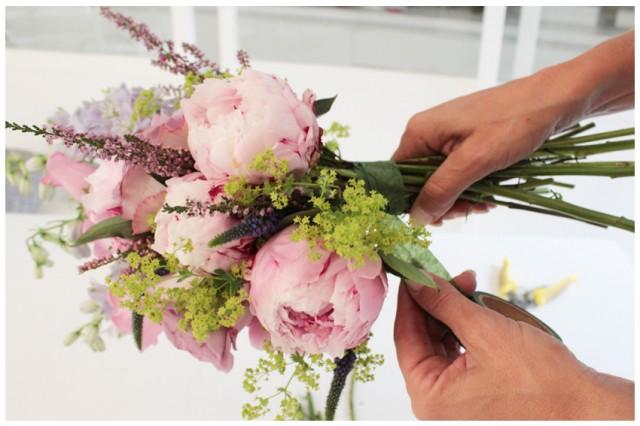 chiudere un bouquet