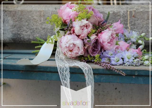 bouquet boho chic toni rosa