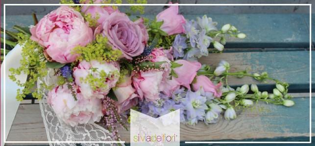 bouquet sposa boho chic