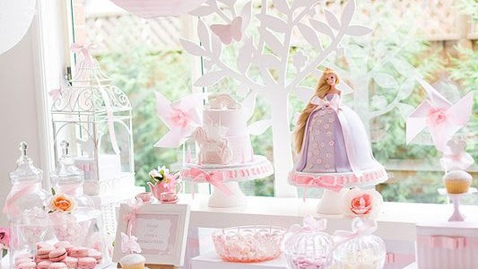 tema Barbie party