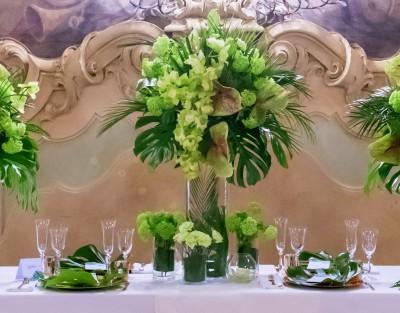 corso table setting