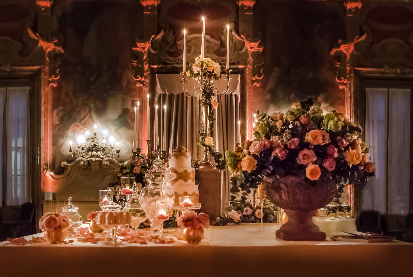 percorso wedding designer