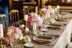 corso table setting e tavola imperiale silviadeifiori