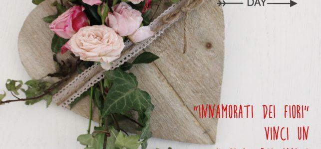 contest innamorati dei fiori
