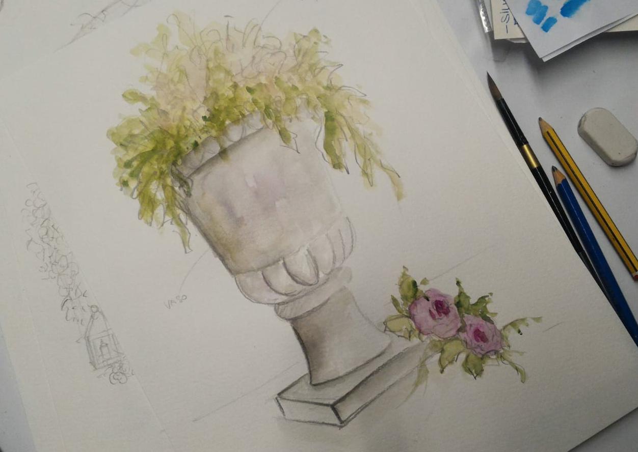 corso sketching silviadeifiori